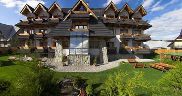 Hotel, Zakopane, Poland
