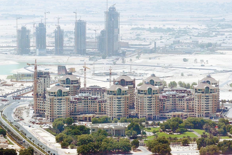 GERARD SHINGLE sunset Al Muroog Rotana Hotel - Dubai