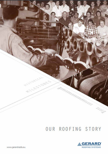 Gerard® Our Roofing Story (PDF)