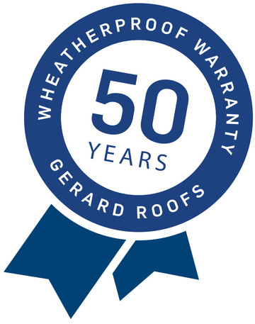 Warranty 50-year weatherproof warranty (PDF)