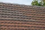 Дамки или промена на бојата на покривот
