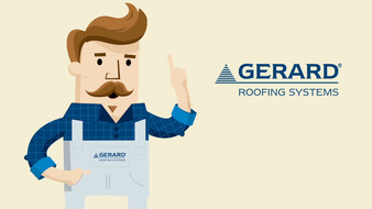 Покривни системи Gerard – покрив за климата на утрешнината